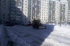 Агалакова-66-очистка-дворового-проезда-механизированным-способом