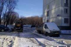 Прохладная-5-очистка-дворового-проезда-механизированным-способом